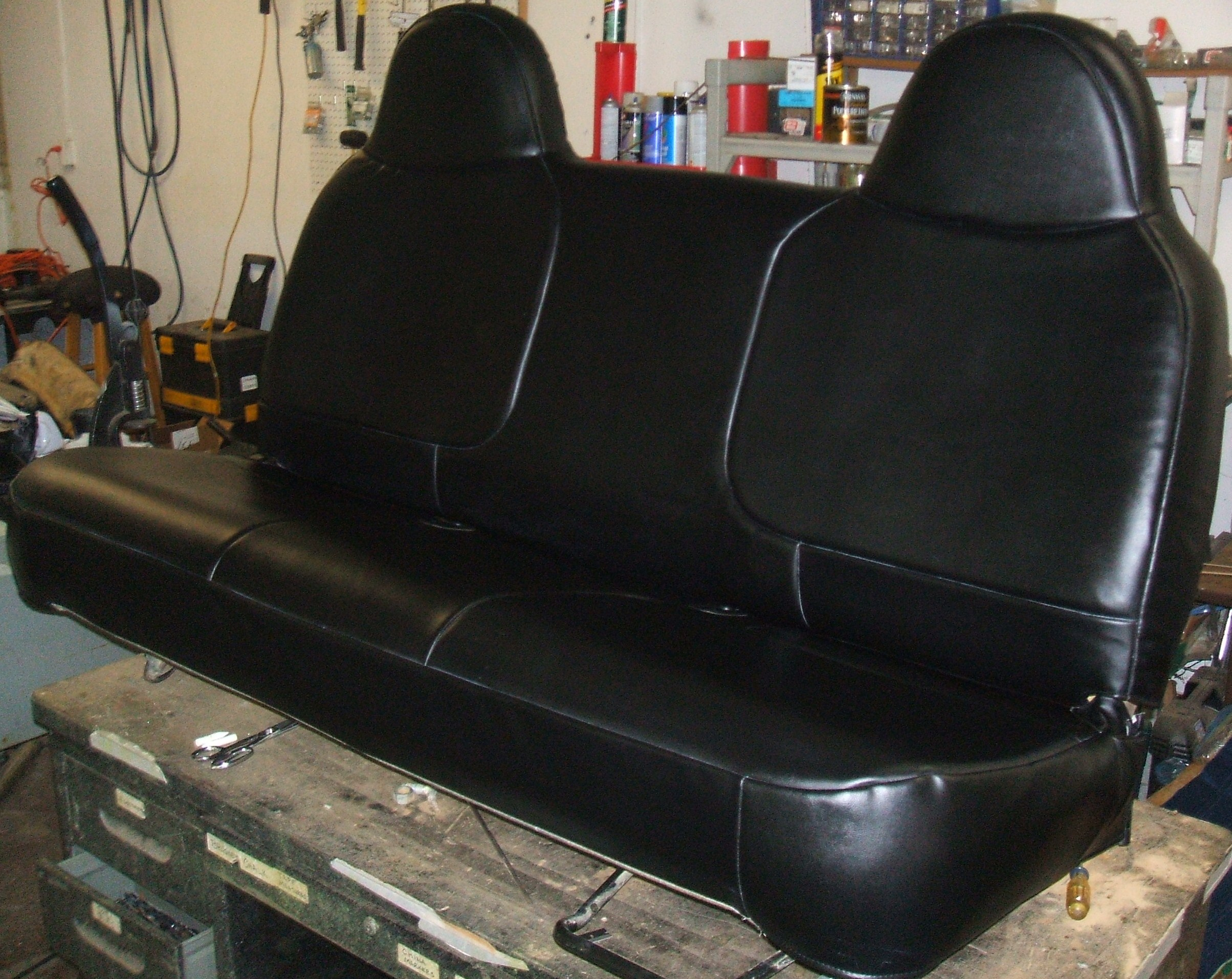 Seat Covers For A Ford Truck